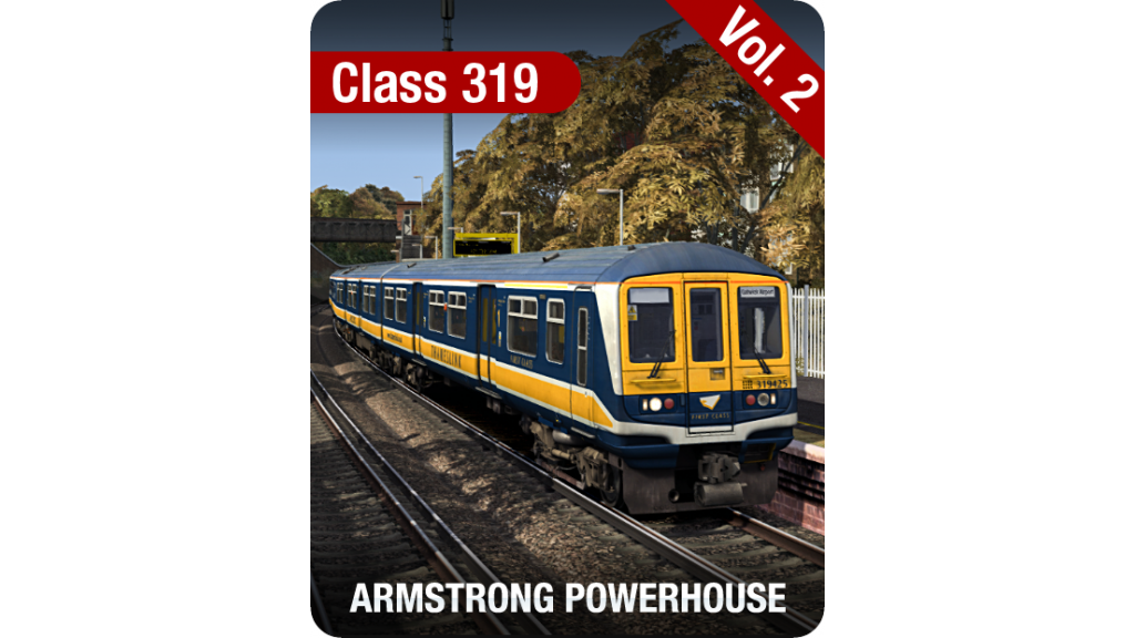 Class 319 EMU Pack Vol. 2 add-on is nu beschikbaar