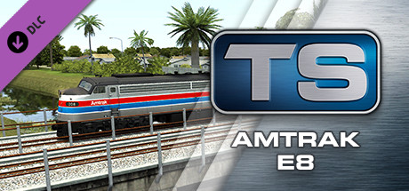 Amtrak E8 Loco Add-On is nu beschikbaar