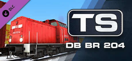 DB BR 204 Loco Add-On is nu beschikbaar