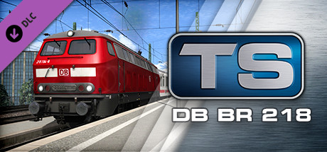DB BR218 Loco Add-on