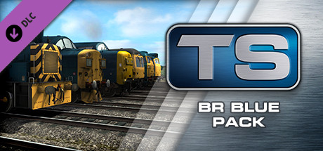 BR Blue Pack Loco Add-On is nu beschikbaar op Steam