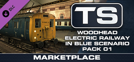Woodhead Electric Railway in Blue Scenario Pack 01 is nu beschikbaar