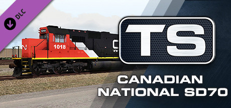 Canadian National SD70 Loco Add-On is nu beschikbaar