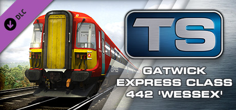De Gatwick Express Class 442 'Wessex' EMU Add-On is nu beschikbaar op Steam