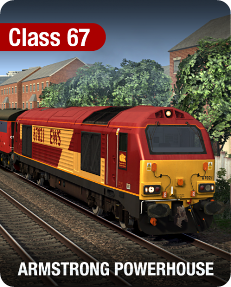 Class 67 Enhancement Pack is nu beschikbaar