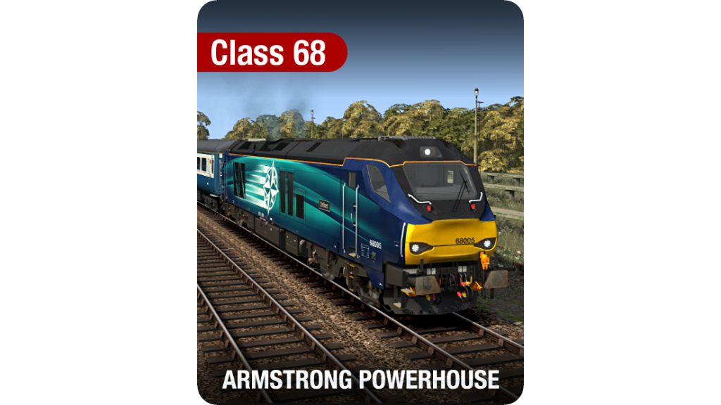 Class 68 Enhancement Pack is nu beschikbaar