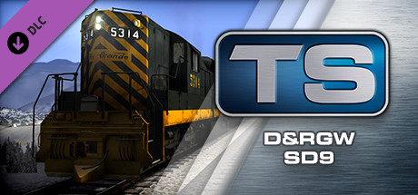 D&RGW SD9 Loco Add-On is nu beschikbaar op Steam
