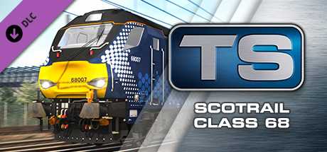 ScotRail Class 68 Loco add-on is nu beschikbaar op Steam