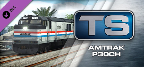 Amtrak P30CH Loco Add-on is nu beschikbaar op Steam