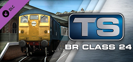 De BR Class 24 Loco Add-On is nu beschikbaar op Steam