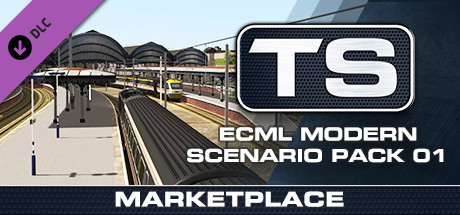TS Marketplace: ECML Peterborough York Modern Scenario Pack 01 is nu beschikbaar
