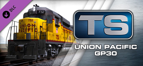 De Union Pacific Loco Add-on