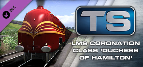 "De LMS Coronation Class ""Duchess of Hamilton"" Add-On is nu beschikbaar op Steam"