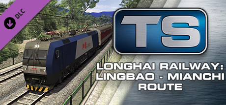Longhai Railway: Lingbao - Mianchi Route Add-On is nu beschikbaar