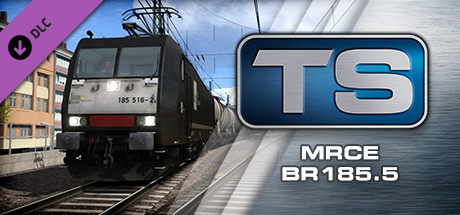 MRCE BR185.5 Loco Add-on