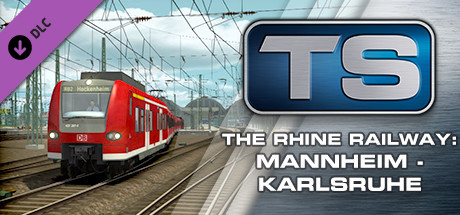 Mannheim-Karlsruhe route add-on is nu beschikbaar op Steam