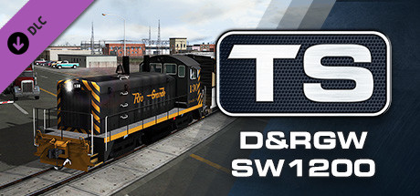 Train Simulator: D&RGW SW1200 Loco Add-On is nu beschikbaar