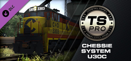 Chessie System U30C Loco Add-On is nu beschikbaar op Steam