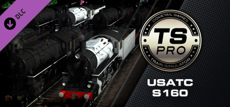 USATC S160 Loco add-on is nu beschikbaar op Steam