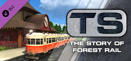 The Story of Forest Rail Route Add-on