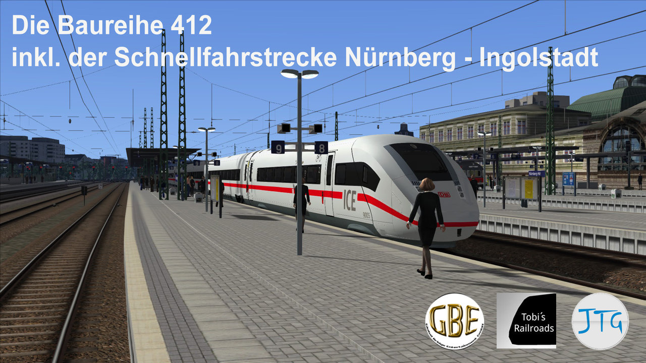 DB BR412 ICE 4 'Ultimativ Pack' is nu beschikbaar