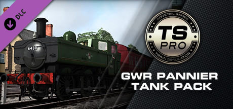 GWR Pannier Tank Pack Add-On is nu beschikbaar