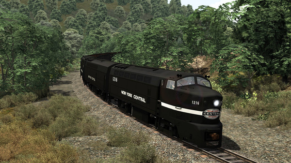 TS Marketplace: New York Central RF-16 Livery Add-On is nu beschikbaar