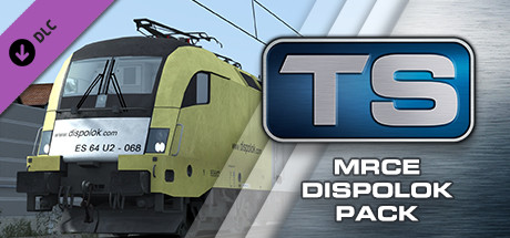 MRCE Dispolok Pack Loco Add-On is nu beschikbaar