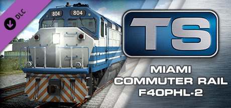 Miami Commuter Rail F40PHL-2 Loco Add-On nu beschikbaar op Steam