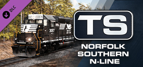 Norfolk Southern N-Line Route Add-On is nu beschikbaar
