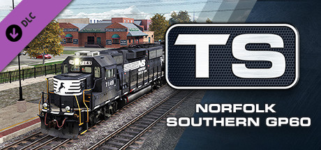 Norfolk Southern GP60 Loco Add-On is nu beschikbaar
