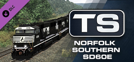 Norfolk Southern SD60E Loco Add-On is nu beschikbaar