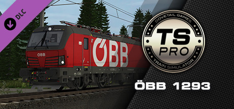 ÖBB 1293 Loco Add-on is nu beschikbaar