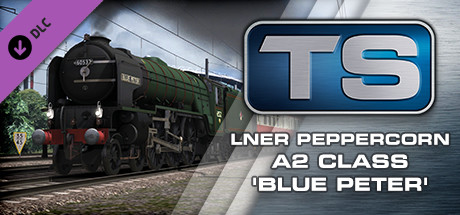 LNER Peppercorn Class A2 'Blue Peter' Loco Add-On nu beschikbaar op Steam