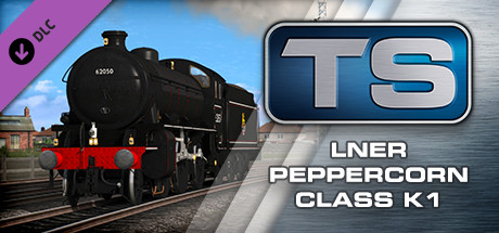 De LNER Peppercorn Class K1 Loco Add-On is nu beschikbaar op Steam