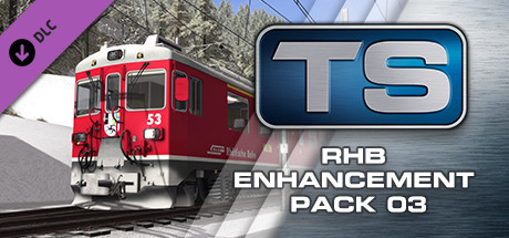 RhB Enhancement Pack 03 Add-On is nu beschikbaar