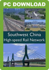 Southwest China High Speed Rail Network is nu beschikbaar bij JustTrains