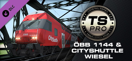 ÖBB 1144 & CityShuttle Wiesel Loco Add-On is nu beschikbaar