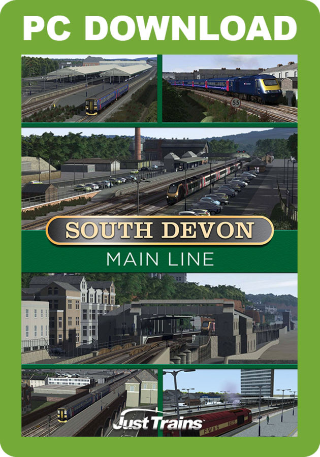 South Devon Main Line is nu beschikbaar