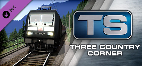De Three Country Corner route is nu beschikbaar op Steam