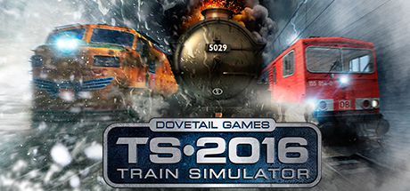 Train Simulator 2016 is nu beschikbaar op Steam