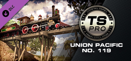 Union Pacific No. 119 Steam Loco Add-On is nu beschikbaar
