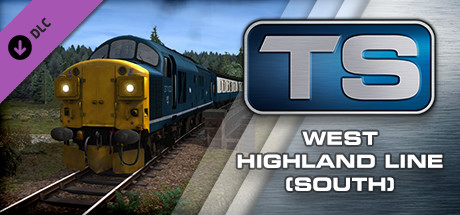 West Highland Line (South) Route Add-On is nu beschikbaar op Steam