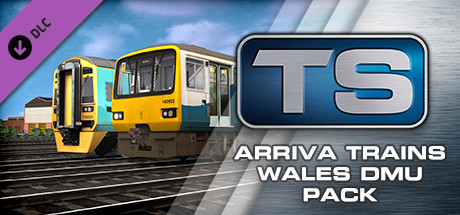 Arriva Trains Wales DMU Pack Add-on is nu beschikbaar op Steam