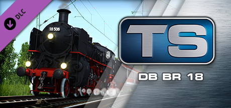 DB BR 18 Steam Loco Add-On is nu beschikbaar