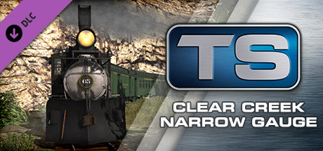 Clear Creek Narrow Gauge Common Route Add-On is nu beschikbaar op Steam