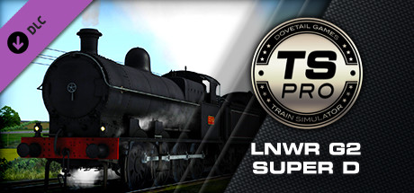 LNWR G2 Super D Steam Loco Add-On is nu beschikbaar