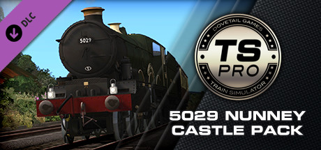 GWR Nunney Castle Steam Loco Add-On is nu beschikbaar
