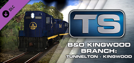 B&O Kingwood Branch: Tunnelton - Kingwood Route Add-On is nu beschikbaar
