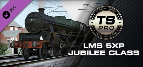 LMS 5XP Jubilee Class Steam Loco Add-On is nu beschikbaar
